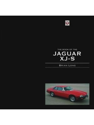 THE BOOK OF THE JAGUAR XJS