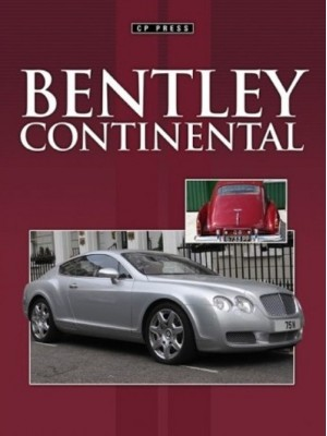 BENTLEY CONTINENTAL CP PRESS