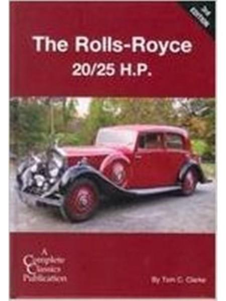 ROLLS ROYCE 20/25 HP - COMPLETE CLASSICS