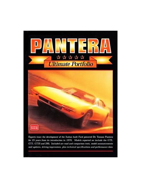PANTERA 1970-95 ULTIMATE PORTFOLIO