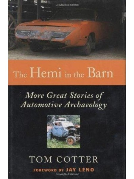 THE HEMI IN THE BARN - Livre