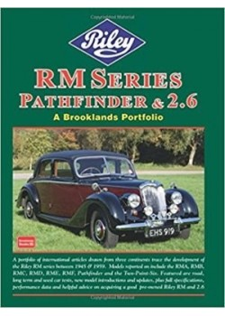 RILEY RM SERIES PATHFINDER & 2.6 PORTFOLIO