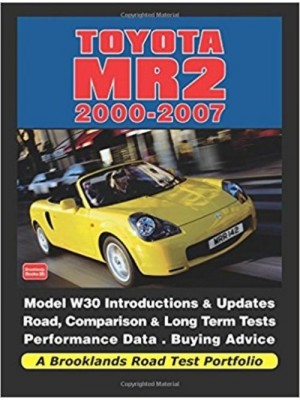 TOYOTA MR2 2000-2007