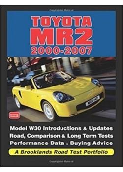 TOYOTA MR2 2000-2007