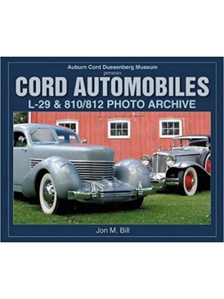 CORD AUTOMOBILES L-29 & 810 / 812