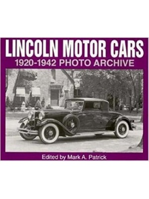 LINCOLN MOTOR CARS 1920 1942