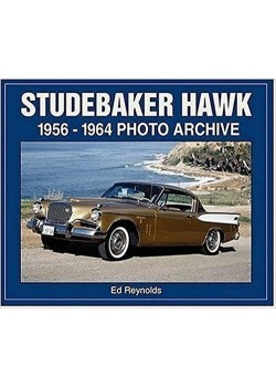STUDEBAKER HAWK 1956/64