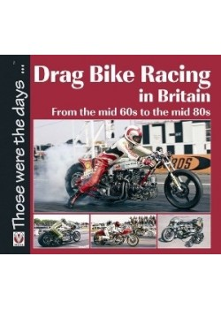 DRAG BIKE RACING IN BRITAIN