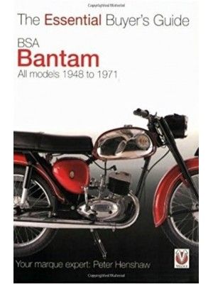 BSA BANTAM ESSENTIAL BUYER'S GUIDE