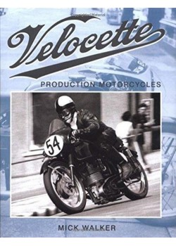 VELOCETTE PRODUCTION MOTORCYCLES