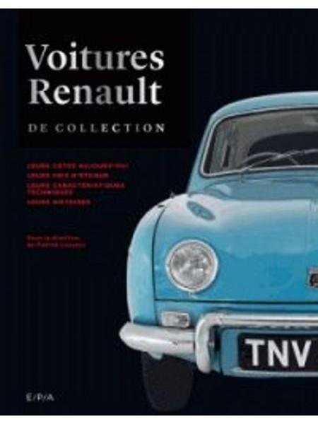 VOITURES RENAULT DE COLLECTION