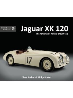 JAGUAR XK120 - THE REMARKABLE HISTORY OF JWK 651