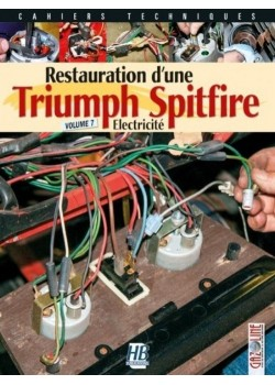 RESTAURATION D'UNE TRIUMPH SPITFIRE VOLUME 7
