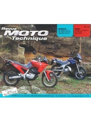 RMT96 YAMAHA DT 125 R + RE 93-01 / BMW F 650 & ST 94-01