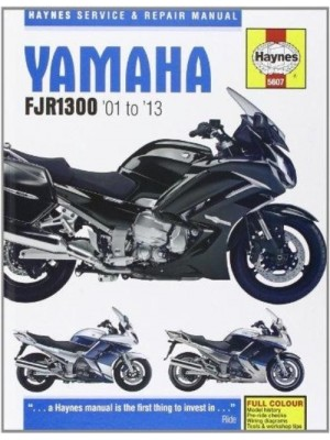 YAMAHA FJR 1300 OWNER'S WORKSHOP MANUAL