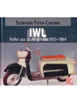 IWL ROLLER AUS LUDWIGSFELDE 1955-1964