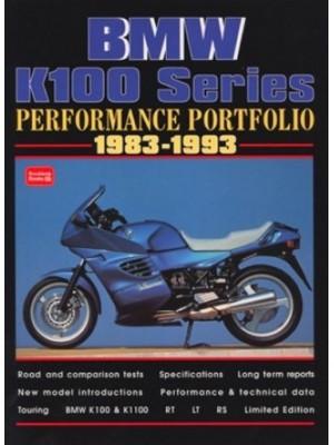 BMW K100 PERFORMANCE PORTFOLIO 1983/93