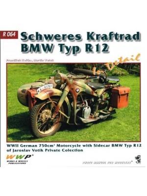 BMW TYP R12 SCHWERES KRAFTRAD IN DETAIL - WWP