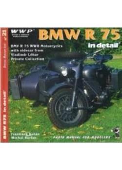 BMW R75 IN DETAIL - WWP - Livre