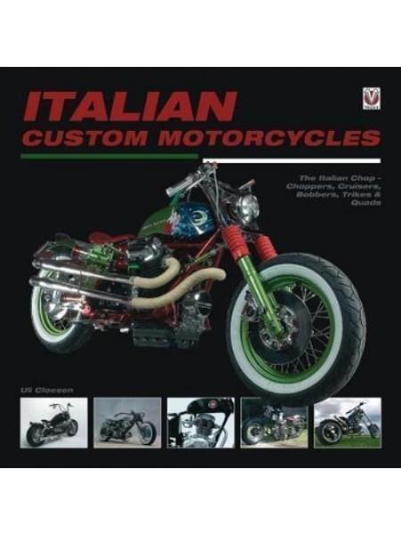 ITALIAN CUSTOM MOTORCYCLE - Livre