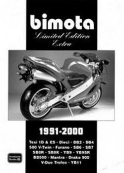 BIMOTA LTD ED. EXTRA 1991/2000