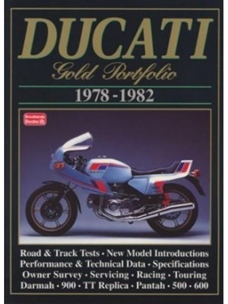 DUCATI GOLD PORTFOLIO 1978-1982