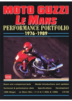 MOTO GUZZI LE MANS PERF.PORT. 76/89
