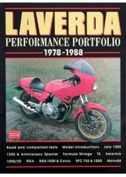 LAVERDA PERFORMANCE PORTFOLIO 1978/88