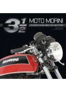 MOTO MORINI 3 1/2 IL BICILINDRICO ITALIANO SIMBOLO DEGLI 70
