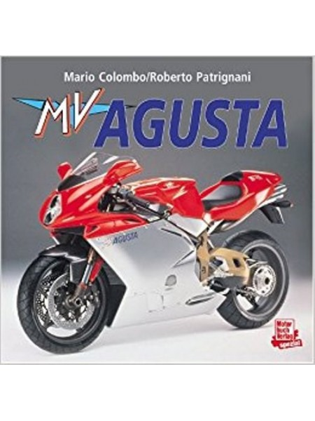 MOTO MV AGUSTA (German Edition) - Livre