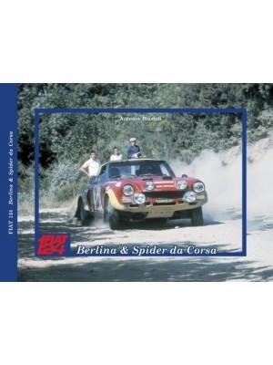 FIAT 124 BERLINA & SPIDER DA CORSA