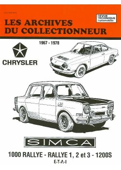 ARC37 SIMCA RALLY