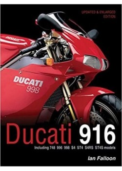 DUCATI 916 - GREAT BIKES - Livre