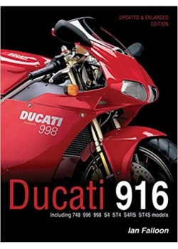 DUCATI 916 UPDATED EDITION