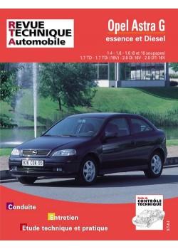 RTA740 OPEL ASTRA G ESSENCE ET DIESEL DEPUIS 04/1998