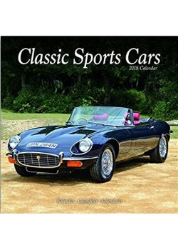 CALENDRIER 2018 CLASSIC SPORTS CARS