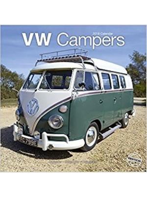 CALENDRIER 2018 VW CAMPER VANS