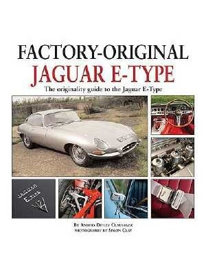 FACTORY ORIGINAL JAGUAR E-TYPE - GUIDE 3.8, 4.2 AND V12 MODELS