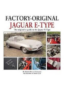 FACTORY ORIGINAL JAGUAR E-TYPE - GUIDE 3.8, 4.2 AND V12 MODELS
