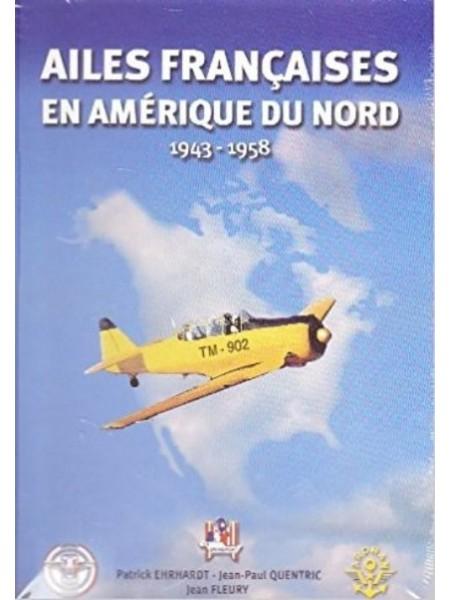 AILES FRANCAISES EN AMERIQUE DU NORD - Livre