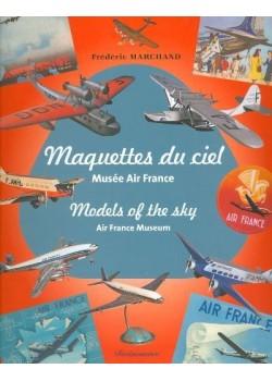 MAQUETTES DU CIEL - MUSEE AIR FRANCE