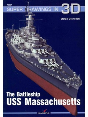 THE BATTLESHIP USS MASSACHUSETTS
