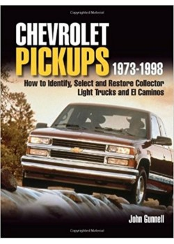 CHEVROLET PICKUPS 1973-1998