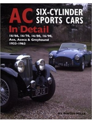 AC  SIX- CYL . SPORTS CARS IN DETAIL
