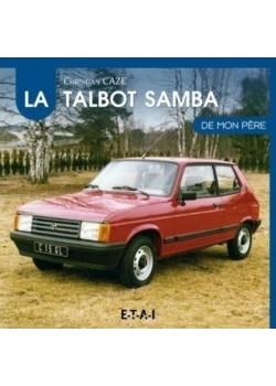 LA TALBOT SAMBA DE MON PERE