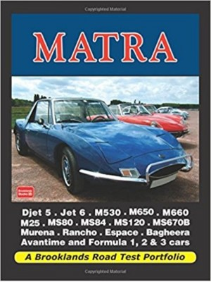 MATRA A BROOKLANDS ROAD TEST PORTFOLIO