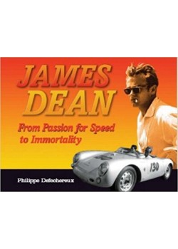 JAMES DEAN FROM PASSION FOR SPEED...