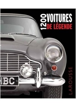 1200 VOITURES DE LEGENDE