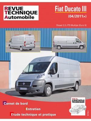 RTAB768 FIAT DUCATO III 2.3 JTD 130 ET 150 CH EURO5