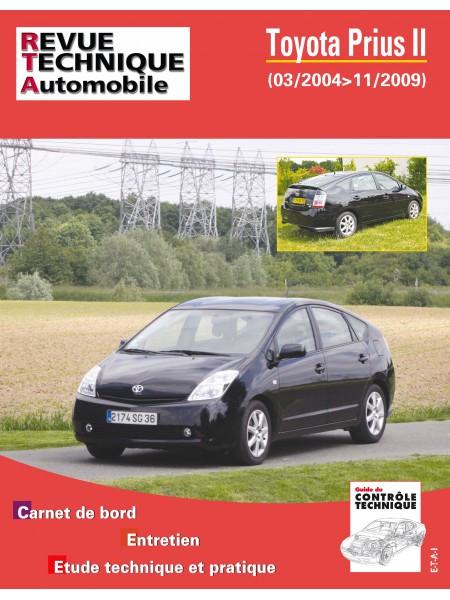 RTA010 TOYOTA PRIUS II (03/2004-11/2009)